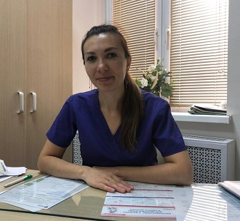 врач Козырь гинеколог